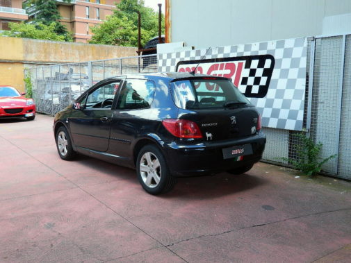 Peugeot 307 1.6 Hdi powered by 9000 Giri