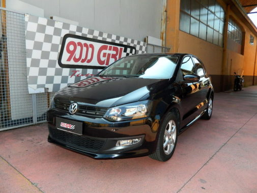 Polo 1.2 tdi powered by 9000 giri