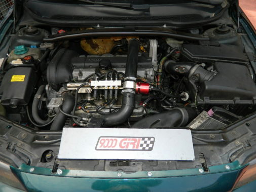 Volvo V70 T5 powered by 9000 Giri