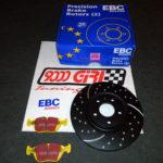 9000 Giri centro installazione dischi e pastiglie EBC per Milano