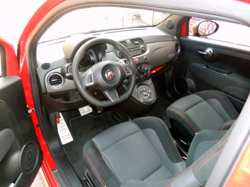 Fiat 500 695 Competizione powered by 9000 Giri