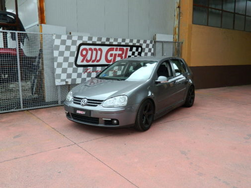 Golf V 2.0 Tdi powered by 9000 Giri