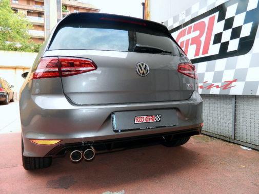 Golf VII 1.4 Tsi powered by 9000 Giri