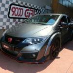 """Elaborazione Honda Civic Type R """"Social Network"""""""