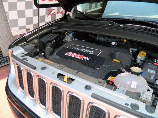 Jeep Renegade 2.0 crd powered by 9000 Giri