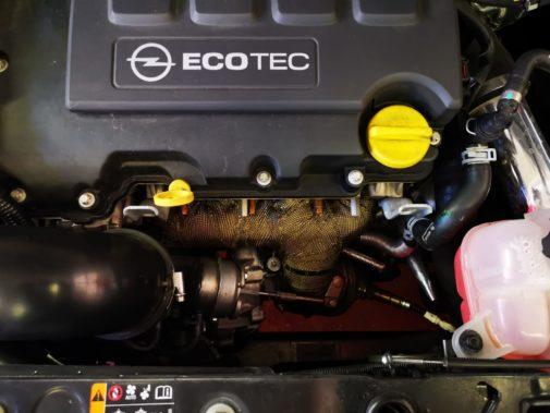 Opel Adam S powered by 9000 Giri