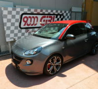 "Opel Adam S ""Millionaire"""