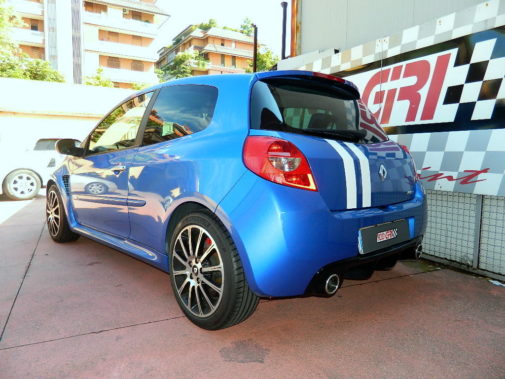 Renault Clio Rs Gordini powered by 9000 Giri