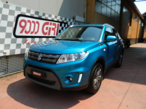 Suzuki Vitara 1.6 dds powered by 9000 Giri
