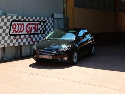 Ford Focus 2.0 tdci powered by 9000 Giri