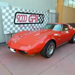 "Corvette C3 Stingray ""Old timer"""
