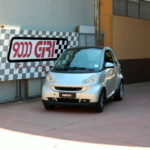 "Smart Fortwo 1.0 turbo benzina ""L'interista"""