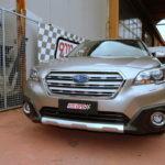 """Elaborazione Subaru Legacy Outback 2.0 td """"La teoria della relatività"""""""