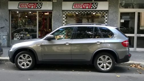Bmw x5 3.0 tdi Xdrive powered by 9000 Giri