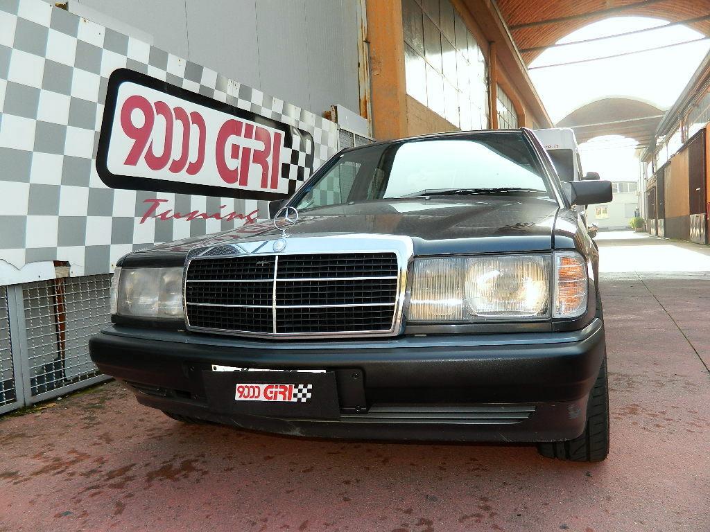 Archivio Elaborazioni 187 Mercedes 190 E Romantica 9000 Giri