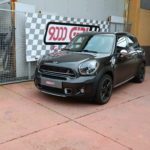 "Elaborazione Mini Cooper Countryman all4 Sd ""Speed test"""