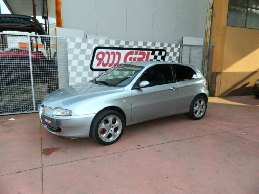 Alfa 147 1.9 jtd powered by 9000 Giri