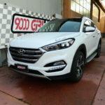 """Hyundai Tucson 2.0 crdi """"Taxi cab"""""""