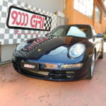 "Porsche 997 Carrera 2 ""Titanium exhaust"""