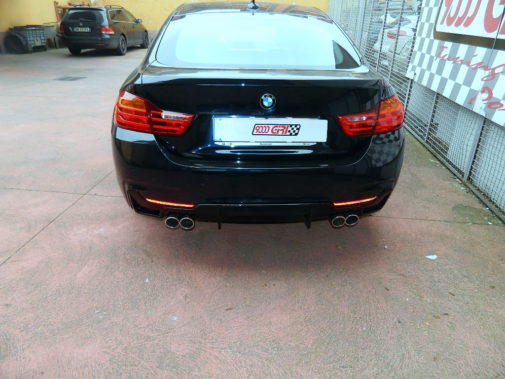 Bmw 435d Xdrive powered by 9000 Giri