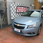 "Elaborazione Chevrolet Cruze ""Yes man"""
