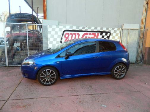 Fiat Grande Punto 1.3 mjet powered by 9000 Giri