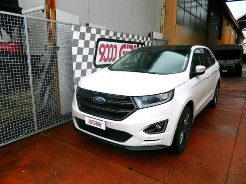 Ford Edge 2.0 tdi powered by 9000 Giri