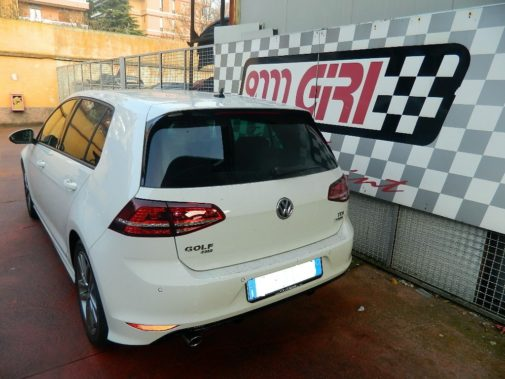 Golf VII 1.6 tdi powered by 9000 Giri