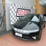 "Elaborazione Honda Civic ""Riccardo Scamarcio"""