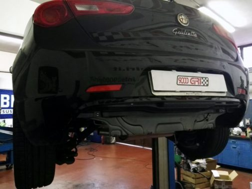 Alfa Romeo Giulietta 1.4 tb powered by 9000 Giri