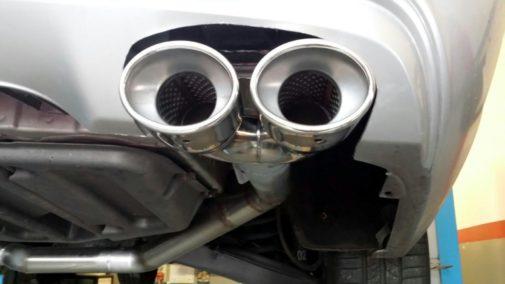Mercedes C200cdi powered by 9000 Giri