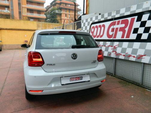 Vw Polo 1.4 tdi powered by 9000 Giri