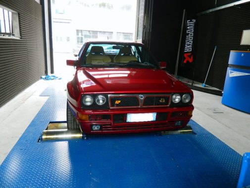Lancia Delta Integrale Evo II Dealers Collection edizione numerata n° 122 powered by 9000 Giri