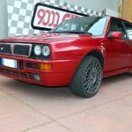 "Elaborazione Lancia Delta Integrale Evo II Dealers Collection edizione limitata n° 122 ""Furia divina"""