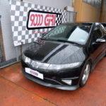 """Elaborazione Honda Civic 2.2 cdi """"Razza dominante"""""""