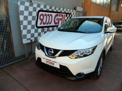 Nissan Qashqai 1.6 td powered by 9000 Giri
