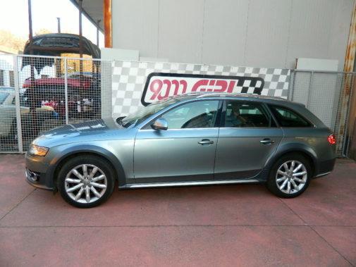 Audi A4 2.0 Tfsi Allroad powered by 9000 Giri
