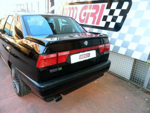 Alfa Romeo 155 Q4 powered by 9000 Giri