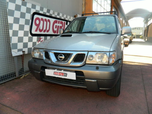 Nissan Terrano 3.0 crd powered by 9000 Giri