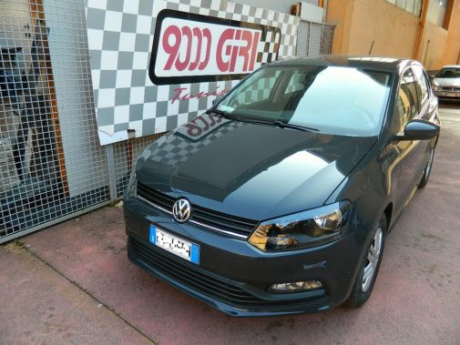 Vw Polo 1.4 Tdi powered by 9000 Giri