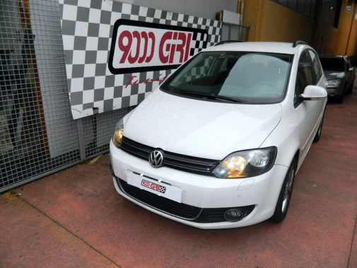 Golf VI Plus 1.4 Tsi powered by 9000 Giri
