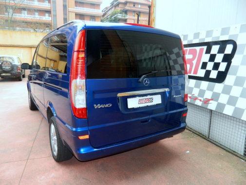 Mercedes Viano 2.2 Cdi powered by 9000 Giri