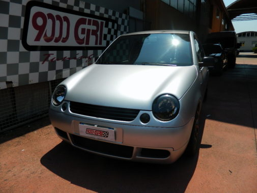 Vw Lupo 1.4 powered by 9000 Giri