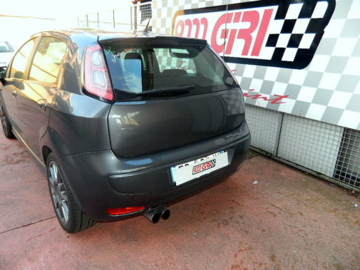 Fiat Grande Punto Evo 1.3 Mjet powered by 9000 Giri