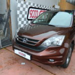 "Elaborazione Honda Crv 2.2 Tdci ""Turbo power"""