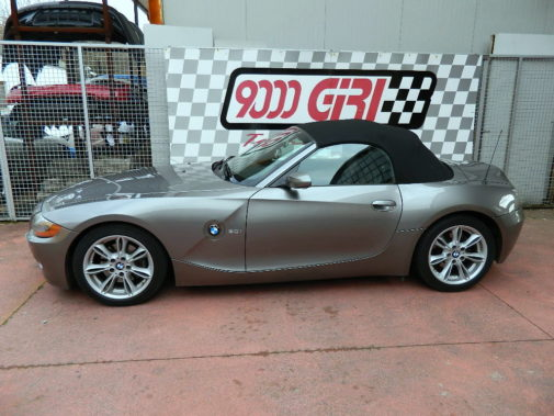 Bmw Z4 3.0 powered by 9000 Giri