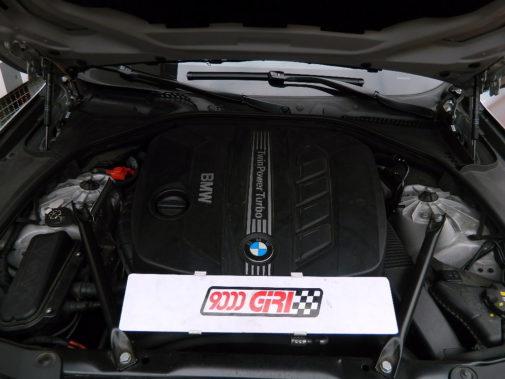 Bmw 525 tds touring powered by 9000 Giri
