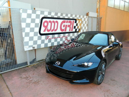 Mazda Mx5 1.5 powered by 9000 Giri