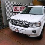 """Elaborazione Land Rover Freelander II Sd4 """"Il talismano"""""""