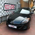 """Elaborazione Mazda 3 1.6 hdi """"Barbablu"""""""